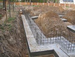 Строительство фундамента под ключ. Астраханские строители.