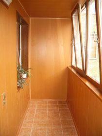 отделка балконов город Астрахань