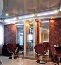 Отделка парикмахерской в г.Астрахань