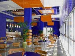 отделка кафе, ресторанов в Астрахани