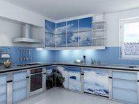 Отделка кухни в Астрахани