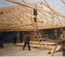 Строительство крыш в Астрахани и пригороде